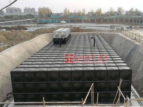 河北地埋式箱泵一体化